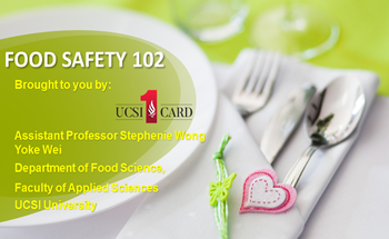 FOOD SAFETY 102