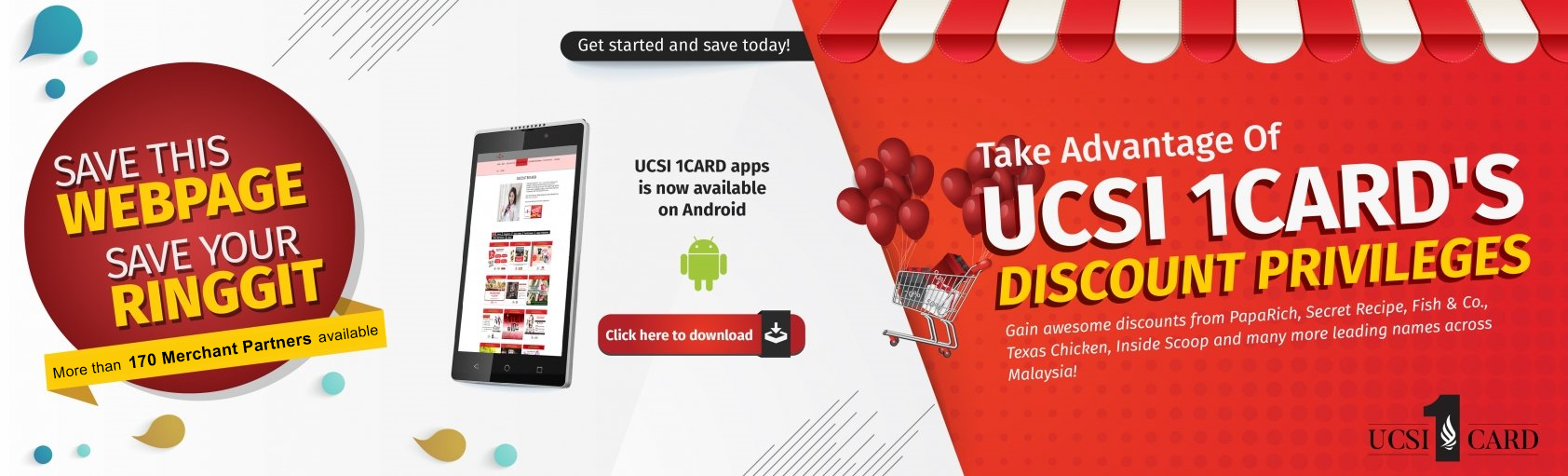 UCSI 1CARD APPS